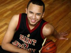Kyle Anderson led St. Anthony (Jersey City) to a 33-0 record last season. On Monday, he said he plans to sign with UCLA.