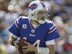 Bills quarterback Ryan Fitzpatrick, in his seventh season in the NFL, hopes this will be his first as a full-time starter.