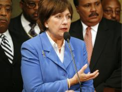 The Sugar Bowl has admitted mistakenly purchasing tickets to fundraising dinners for then-Louisiana Gov. Kathleen Blanco.