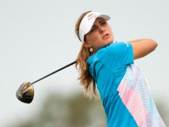 Lexi Thompson, at 16, is the youngest winner in LPGA history.