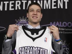 The No. 10 overall pick in June's NBA draft, former BYU standour Jimmer Fredette, and other NBA rookies have been living in limbo between college and the NBA due to the current lockout.