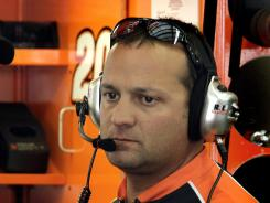 Greg Zipadelli, crew chief for the No. 20 Home Depot Toyota, answers 10 questions with USA TODAY's Seth Livingstone.