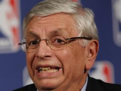 NBA Commissioner David Stern has said the calendar is not the league's friend, with the lockout threatening to postpone the start of training camps and preseason games.