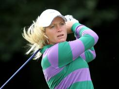 Suzann Pettersen has two LPGA titles this season, and she's one of eight members of the European team who have won in 2011.