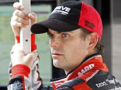 Jeff Gordon is now 11th in points after he ran out of fuel at Chicagoland Speedway.