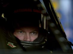 Dale Earnhardt Jr., fifth in the Sprint Cup standings, will start Sunday's Sylvania 300 in the 12th position.