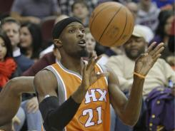 "On the players' position during the NBA lockout, Phoenix Suns forward Hakim Warrick says, ""I think what we're fighting for is worth it."""