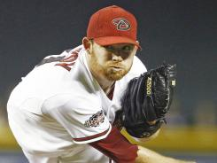 Ian Kennedy, whom the Diamondbacks acquired from the Yankees as part of a seven-player trade in 2009, has won 21 games and is a candidate for the Cy Young Award.