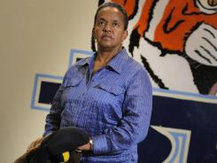 "The story of Tennesse State men's golf coach Catana Starks will be told in the movie ""From The Rough."""