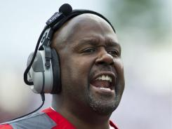 """In the end I made a decision I thought needed to be made,"" New Meixco athletic director Paul Krebs said of Mike Locksley's firing. ""I did not see any good ending to this story."""