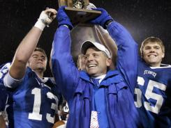 St. Xavier (Cincinnati) coach Steve Specht has been named the U.S. coach for the International Bowl.