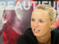 Caroline Wozniacki leads the WTA with six titles in 2011, and she has a chance for more.