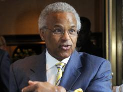 Billy Hunter, executive director of the National Basketball Players Association, left Tuesday's bargaining session with the league without a deal.