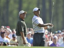 Fred Couples' selection of Tiger Woods for the Presidents Cup team will stir interest in the event.