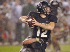 Servite quarterback Cody Pittman has 15 touchdown passes this season. No. 9 Servite (Anaheim) plays Friday at No. 15 Bishop Gorman (Las Vegas).