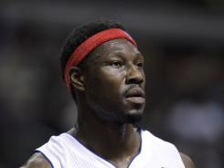 Pistons forward Ben Wallace, here in a November 2010 game, has been charged with drunken driving and unlawfully carrying a concealed weapon after a traffic stop.