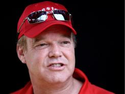 Former Indy 500 Winner Al Unser Jr. was charged with DWI in New Mexico on Thursday.