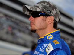 Martin Truex Jr. won the pole for Sunday's AAA 400 at Dover International Speedway.