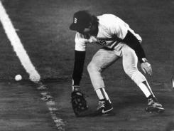 Bill Buckner's now famous error on Mookie Wilson's ground ball helped propel the Mets to a Game 6 win, and later the World Series title 25 years ago.