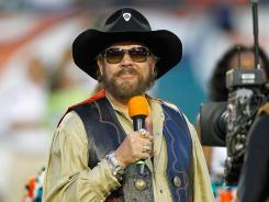 Like many before him, Hank Williams Jr. has discovered the wrong words can prompt a network to take away the microphone.
