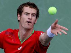 Andy Murray of Britain has been one of the leading voices in asking that players' grievances are heard.