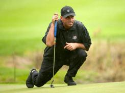 Rocco Mediate is back to defend his title at the Frys.com Open.