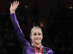 Jordyn Wieber, the USA's top women's gymnast this year, will get a big test this weekend at the world championships in Tokyo.