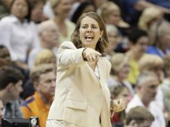 For the first time in WNBA Finals history, both coaches are women. Cheryl Reeve led the Lynx to a league-best 27-7 record in the regular season. Her opponent, Marynell Meadors, has guided the Dream to two straight finals appearances.