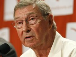 Texas men's athletics director DeLoss Dodds believes the Big 12 will be fine if Missouri decides to leave the league.