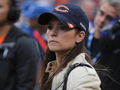 "Danica Patrick, pictured at a Chicago Bears game in late September, doesn't think her departure from IndyCar will diminish the series and she hopes to return to run ""multiple"" Indy 500s."