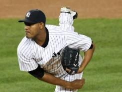 Rookie pitcher Ivan Nova went 16-4 with a 3.70 ERA for the Yankees in 2011.