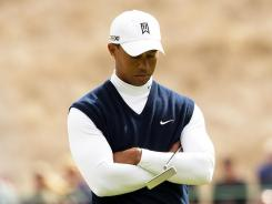 More frustration for Tiger Woods, who opened with a 2-over 73 Thursday at the Frys.com Open.