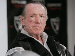 Al Davis died at the age of 82, according to the team.