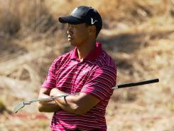 Tiger Woods shot a final-round 68 at the Frys.com Open.