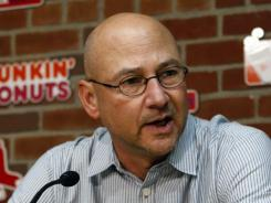 Terry Francona, who just cut ties with the Boston Red Sox, says he prefers to be on the field than the booth.