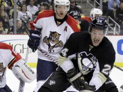 With Sidney Crosby sidelined due to concussion-like symptoms, Matt Cooke has emerged on the offensive end for the Penguins.