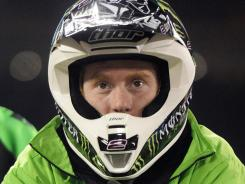 Ryan Villopoto is amped for a shot at $1 million this weekend in Las Vegas.