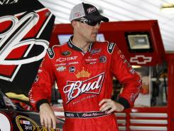 Despite winning the Coca-Cola 600 in May, Kevin Harvick still would prefer not to visit Charlotte Motor Speedway.
