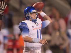 Kellen Moore and Boise State are at the center of the latest flurry of college football conference realignment.