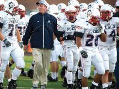 Colorado State-Pueblo coach  John Wristen is 27-12 since restarting the program at his alma mater in 2008.