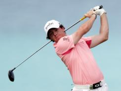 Rory McIlroy of Northern Ireland will be one of the big names playing next week in the Shanghai Masters, which offers a huge purse but isn't sanctioned by a tour.