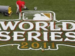 The Rangers and Cardinals play for the World Series title.