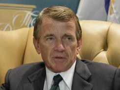 PGA Tour Commissioner Tim Finchem.
