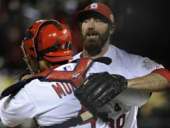 Jason Motte owned three major league saves prior to Aug. 28.