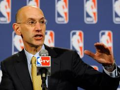 NBA Deputy Commissioner Adam Silver stepping in for an ailing Commissioner David Stern at Thursday's Board of Governors meeting and at mediating sessions with the players union for a new collective bargaining agreement.