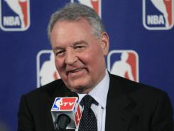 "San Antonio Spurs owner Peter Holt said the league and the players are ""stuck"" and could not continue what had seemed to be promising talks this week to end the lockout."