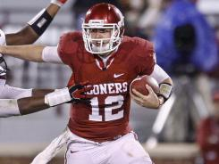 Oklahoma and quarterback Landry Jones must rebound quickly with a trip to Kansas State ahead of them.