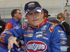 JTG Daugherty Racing's single-car operation has re-upped with Bobby Labonte for the 2012 season.