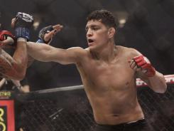 With UFC champ St-Pierre livid, Condit gives way to Diaz for Super Bowl ...