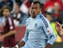 Teal Bunbury's brace proved the difference in Sporting Kansas City's 2-0 over the Colorado Rapids.